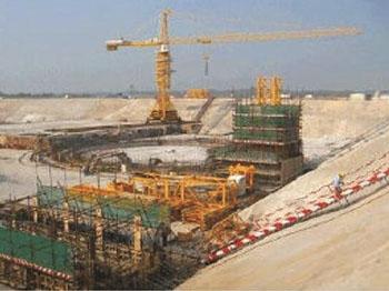 连云港码头一号水性钢结构漆基础工程